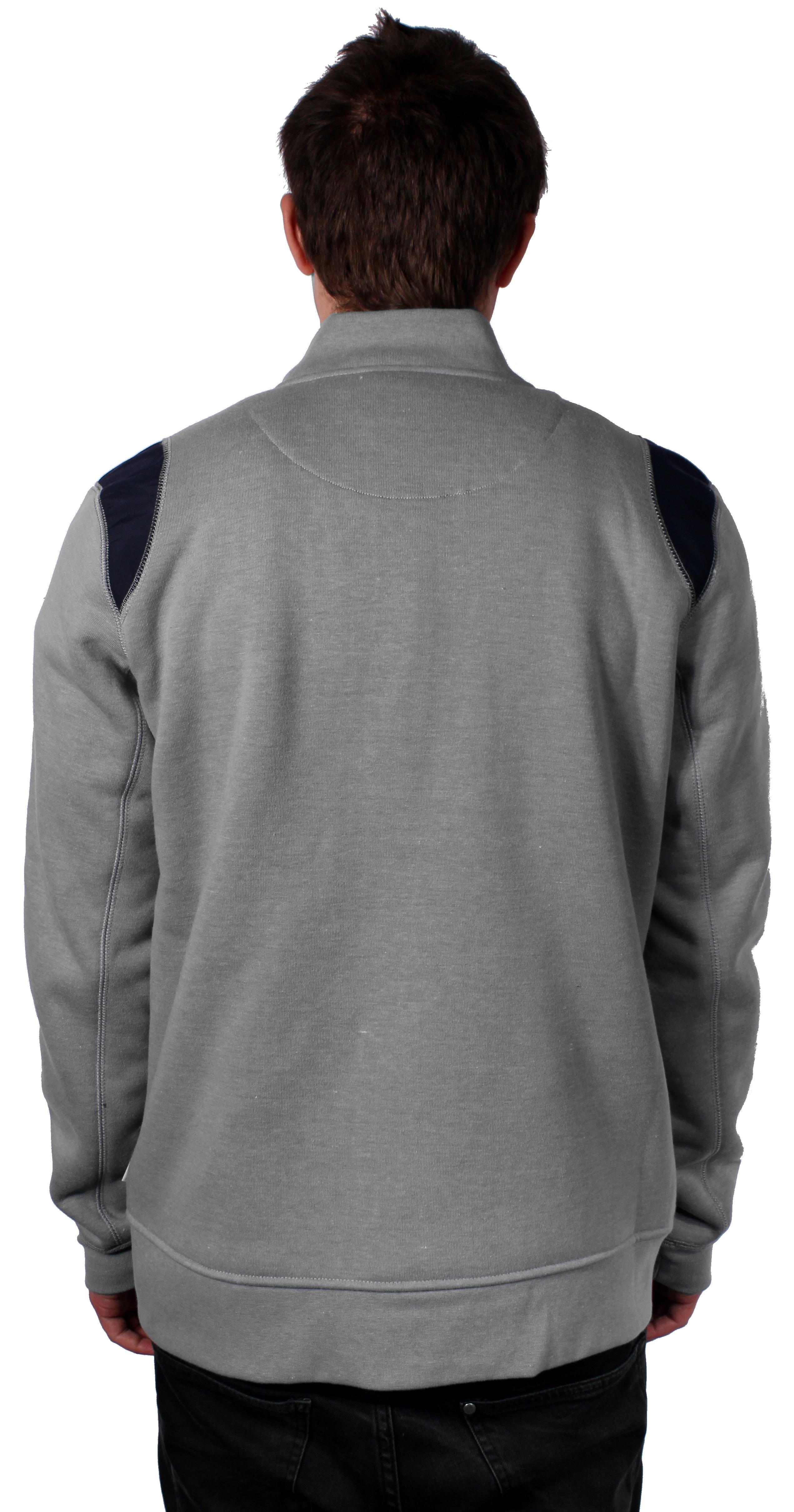 Bluza Ocieplana Burton Wrigley Fleece (Ash Heather)