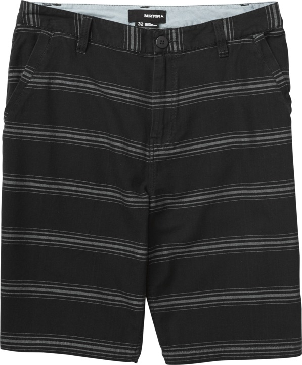 Szorty Burton Base Camp (True Black Ind Stripe)