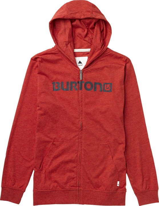 Bluza Burton Cst Maxwell (Heather Cardinal)