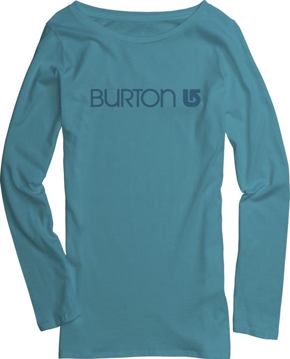 Longsleeve Burton Her Logo (Shorebreak)