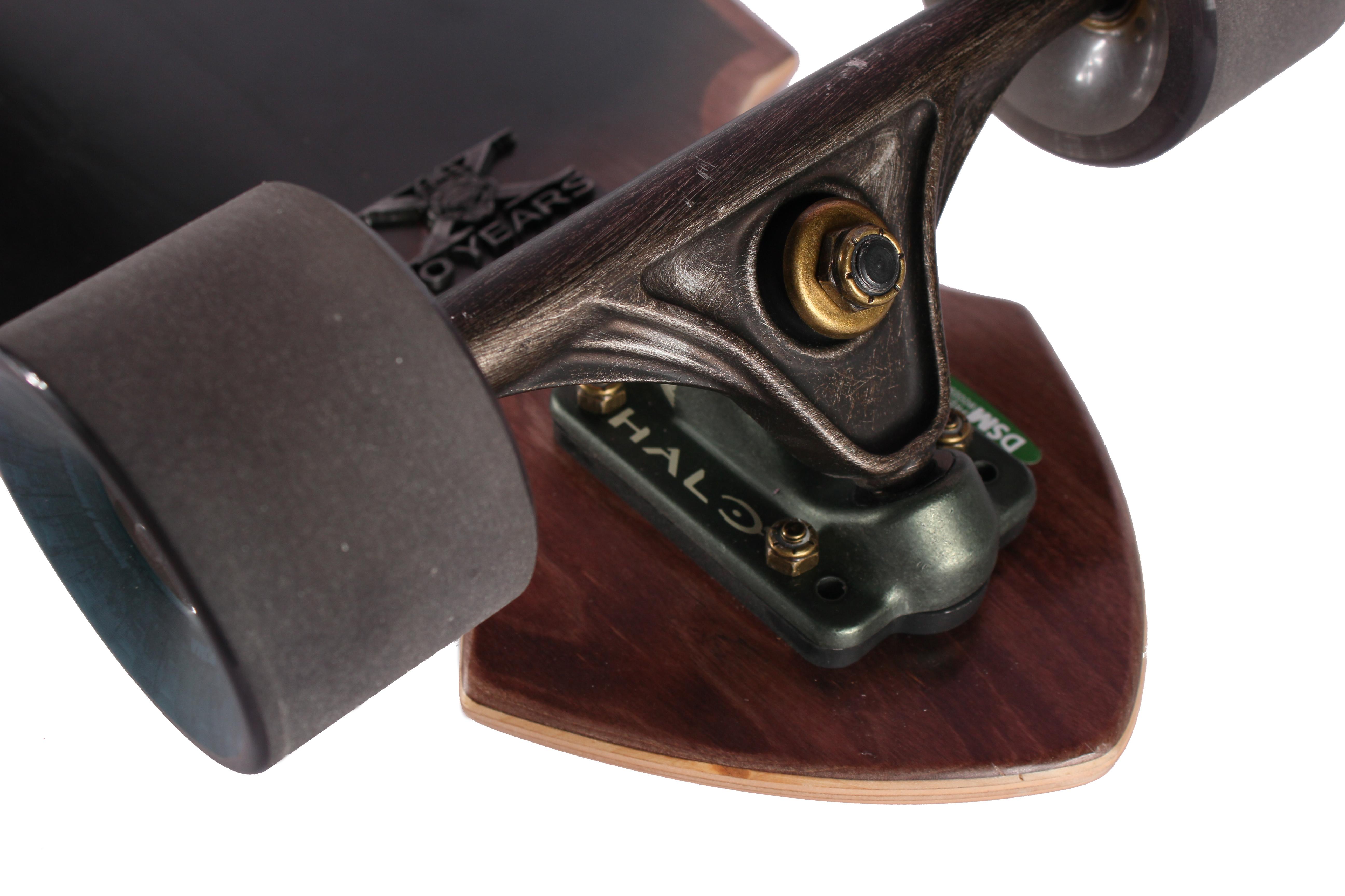 Shortboard Cruiser Globe Halo Anniversary X Unsc Green