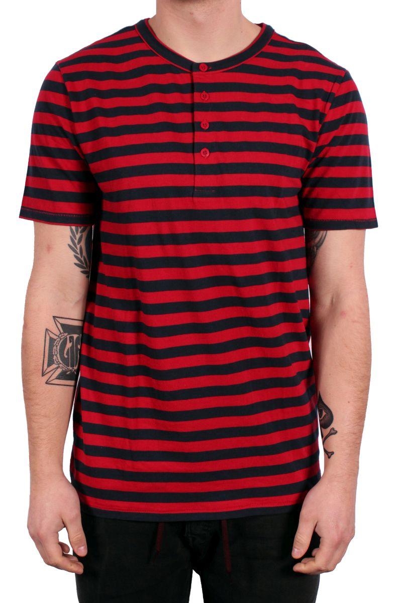 Koszulka Analog Subject (Crimson Red)