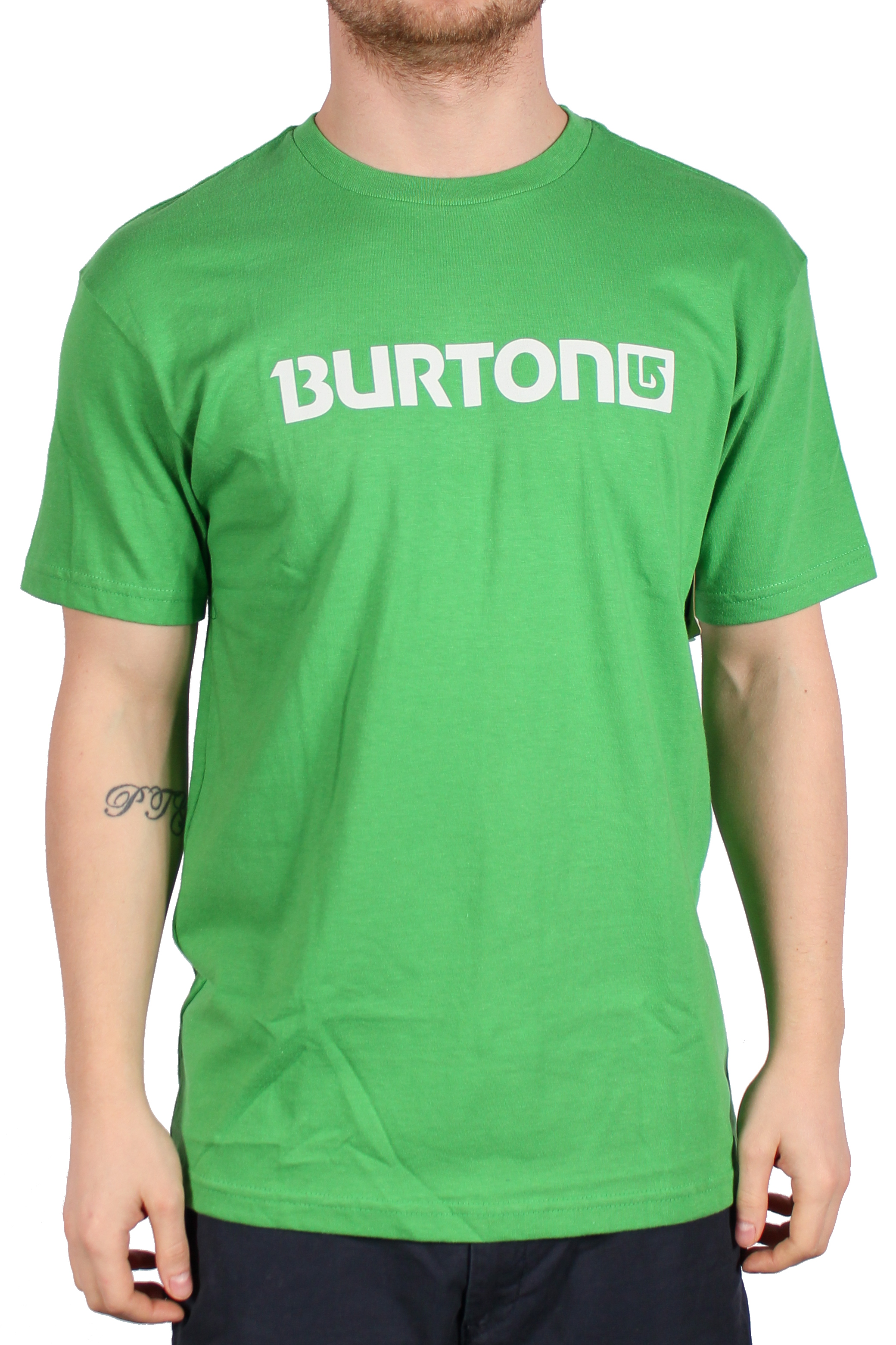 Koszulka Burton Logo Horizontal (Acres)