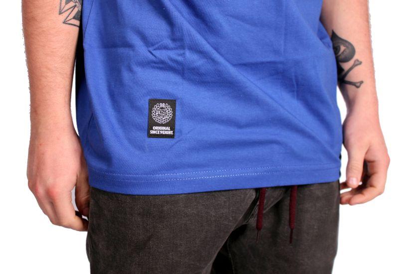 Koszulka Massdnm Base 14 (Purple)