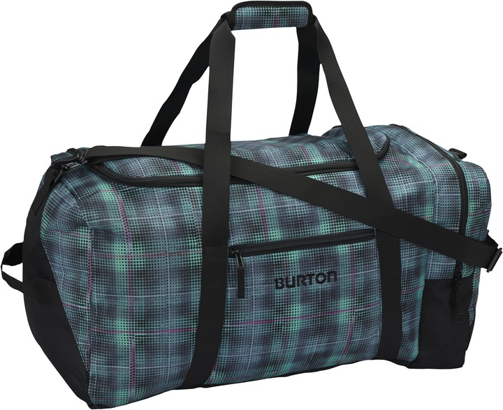 Torba Burton Boothaus Bag Medium (Digi Plaid)