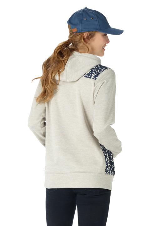 Damska Bluza Burton Quartz Po (Dove Heather) W18