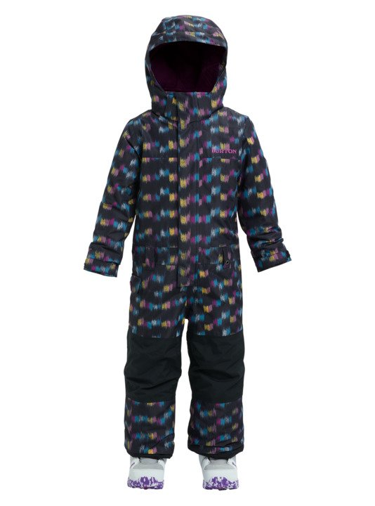 Dziecięcy Kombinezon Snowboardowy Burton Boys Minishred Gore-tex Striker One Piece (Eye Cat) W19