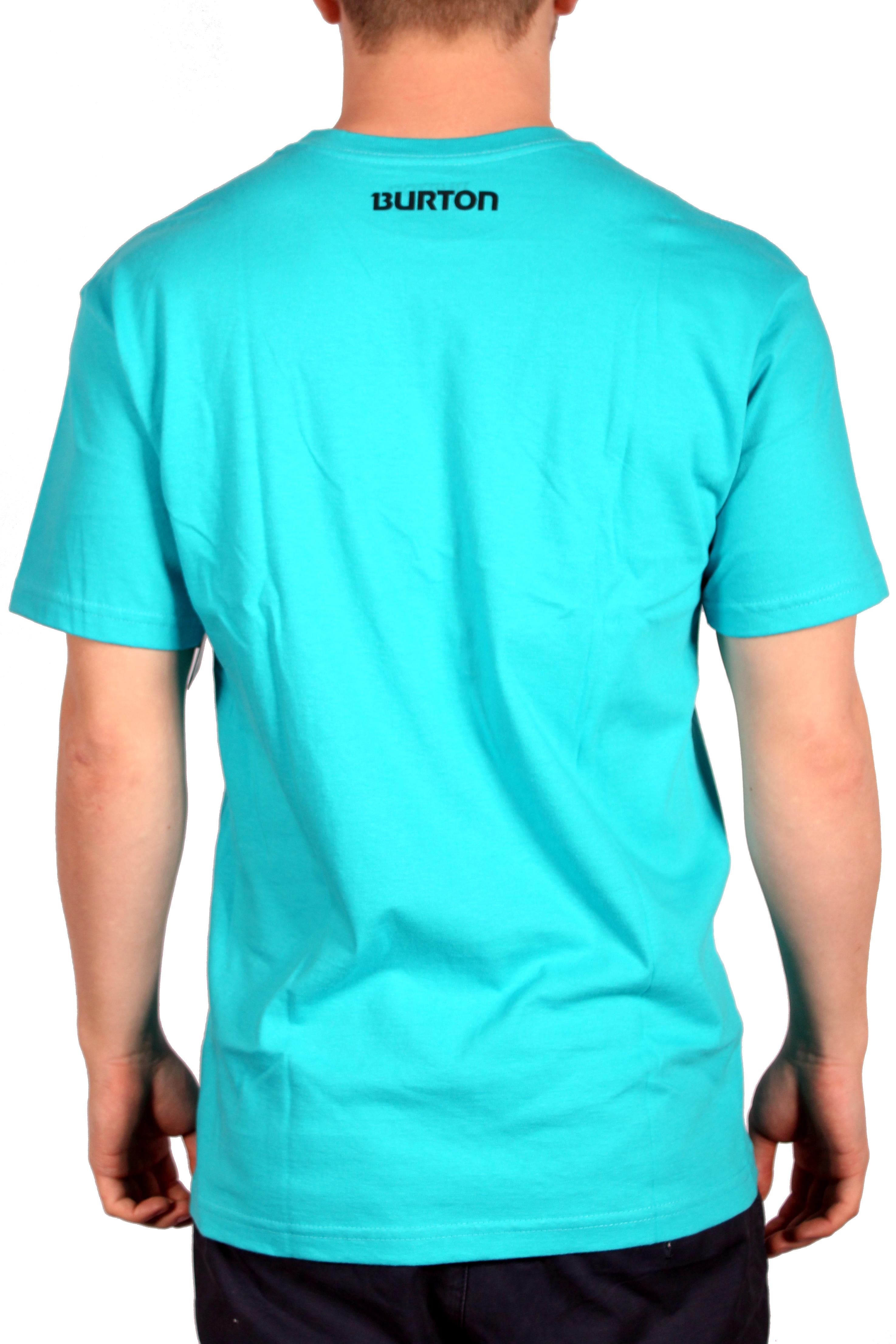 Koszulka Burton Logo Vertical (Gilfstream)