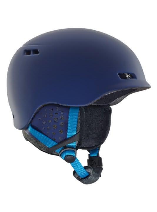 Kask Snowboardowy Anon Rodan (Blue) W19