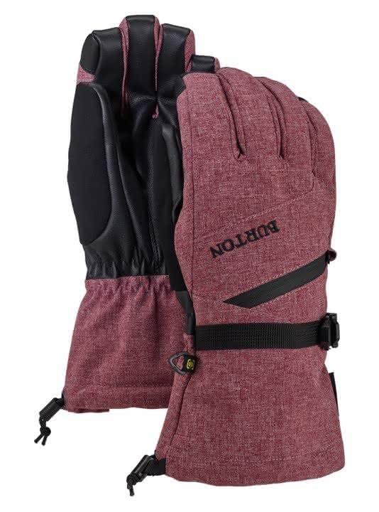 Damskie Rękawice Snowboardowe Burton Gore Tex (Port Royal Heather) W17