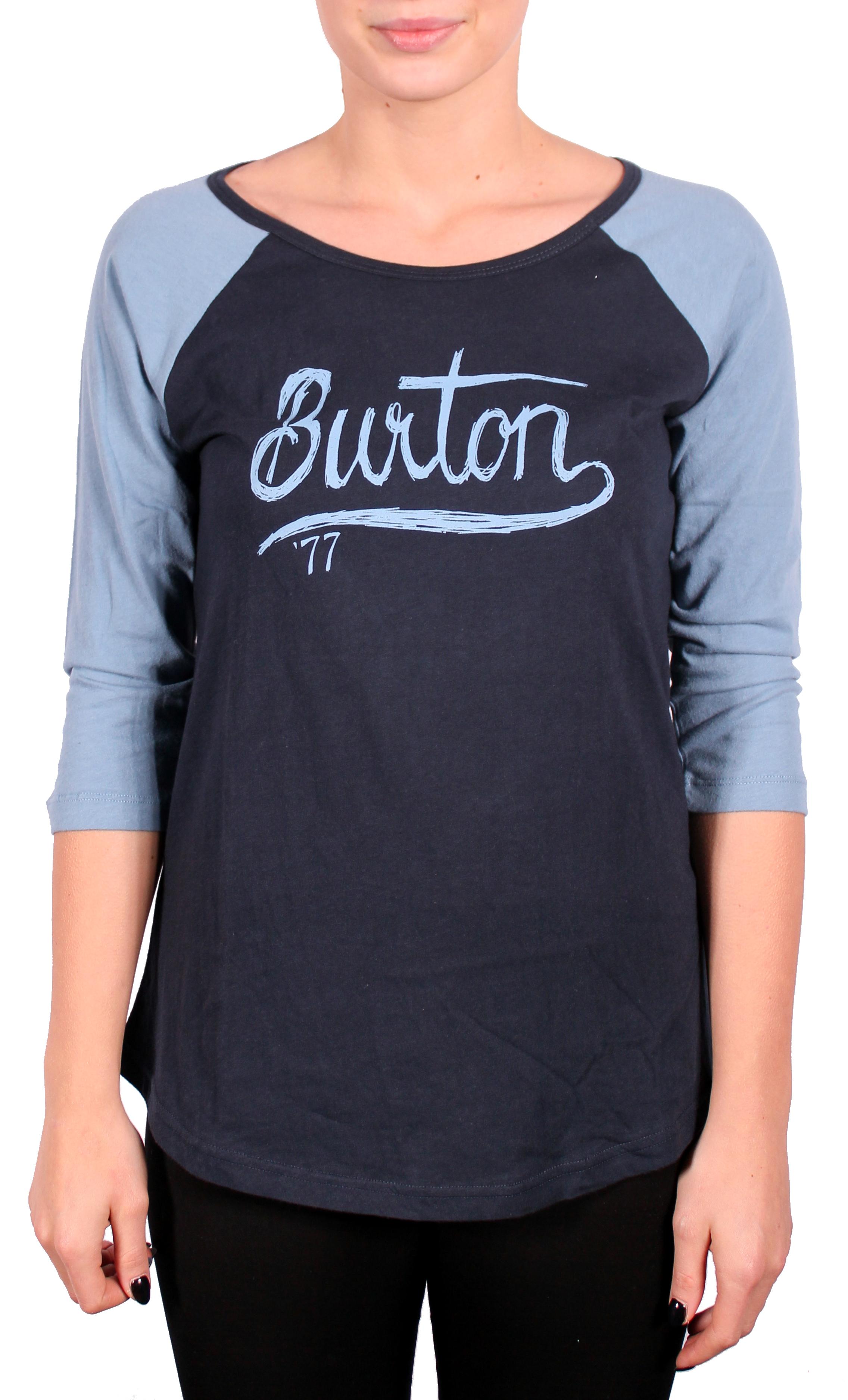 Koszulka Damska Burton Dream Team 3/4 (Eclipse)