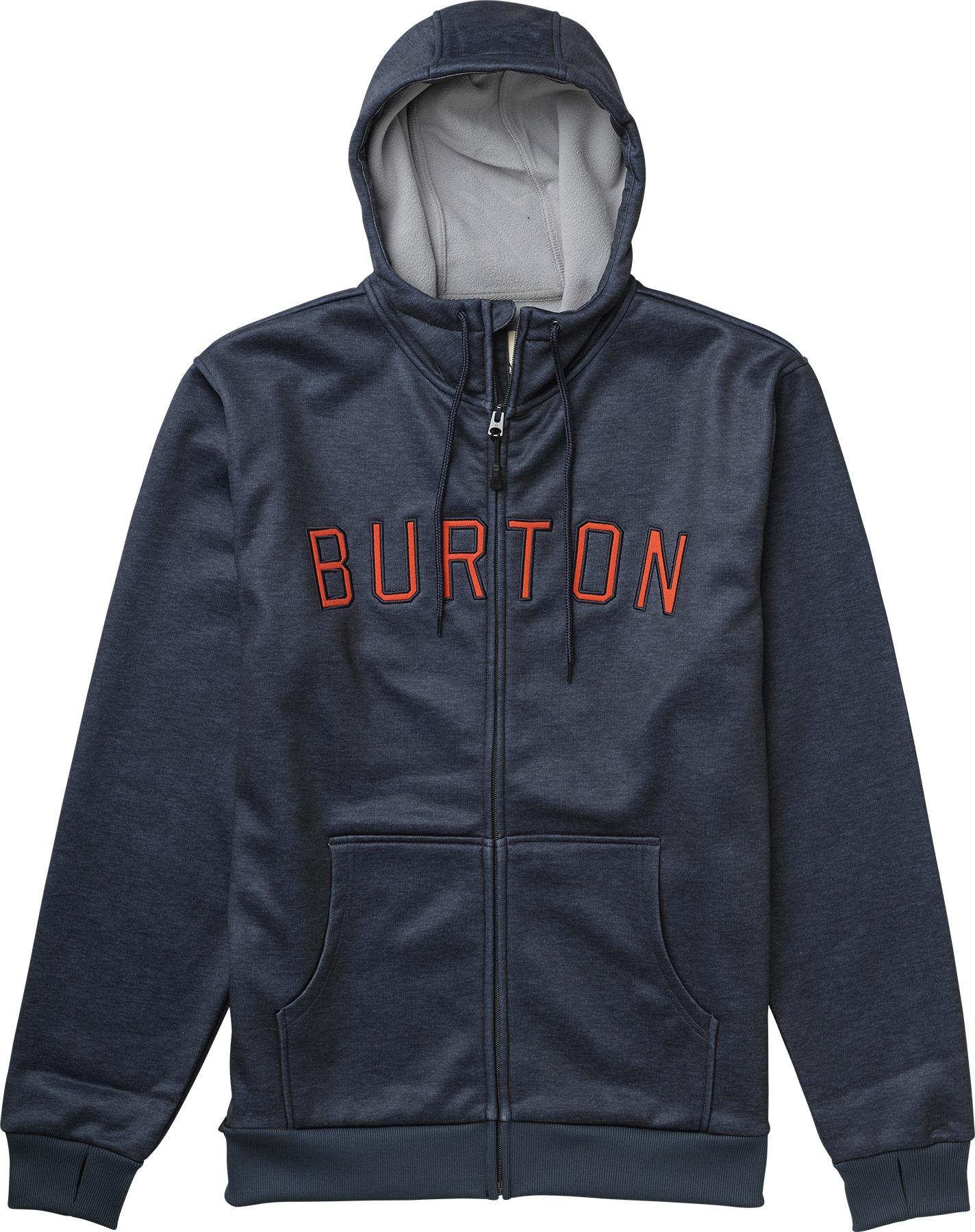 Bluza Aktywna Burton Bonded Hdd (Eclipse Heather)