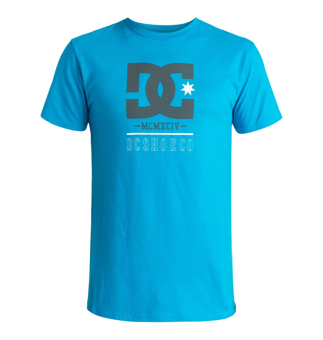 Koszulka Dc Rackett Ss (Blue Jewel)