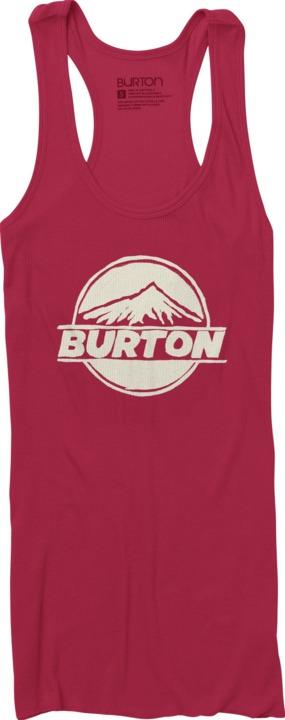 Koszulka Damska Burton Peaked Rb (Hot)