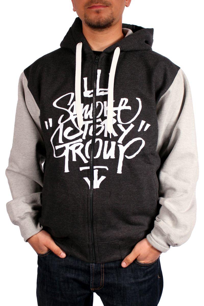 Bluza Smoke Story Group Ssg King (Black)
