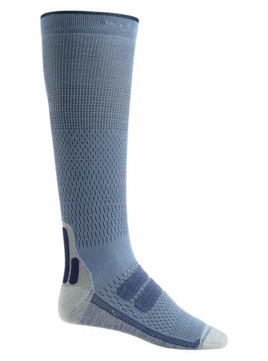 Skarpety Snowboardowe Burton Performance + Ultralight Compression (Mood Indigo) W19