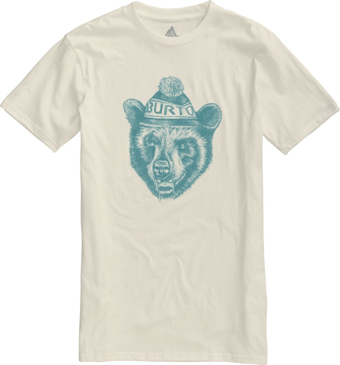 Koszulka Burton Tuque Slim (Vanilla)