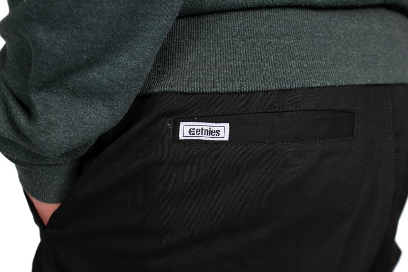 Szorty Etnies Classic Chino (Black)