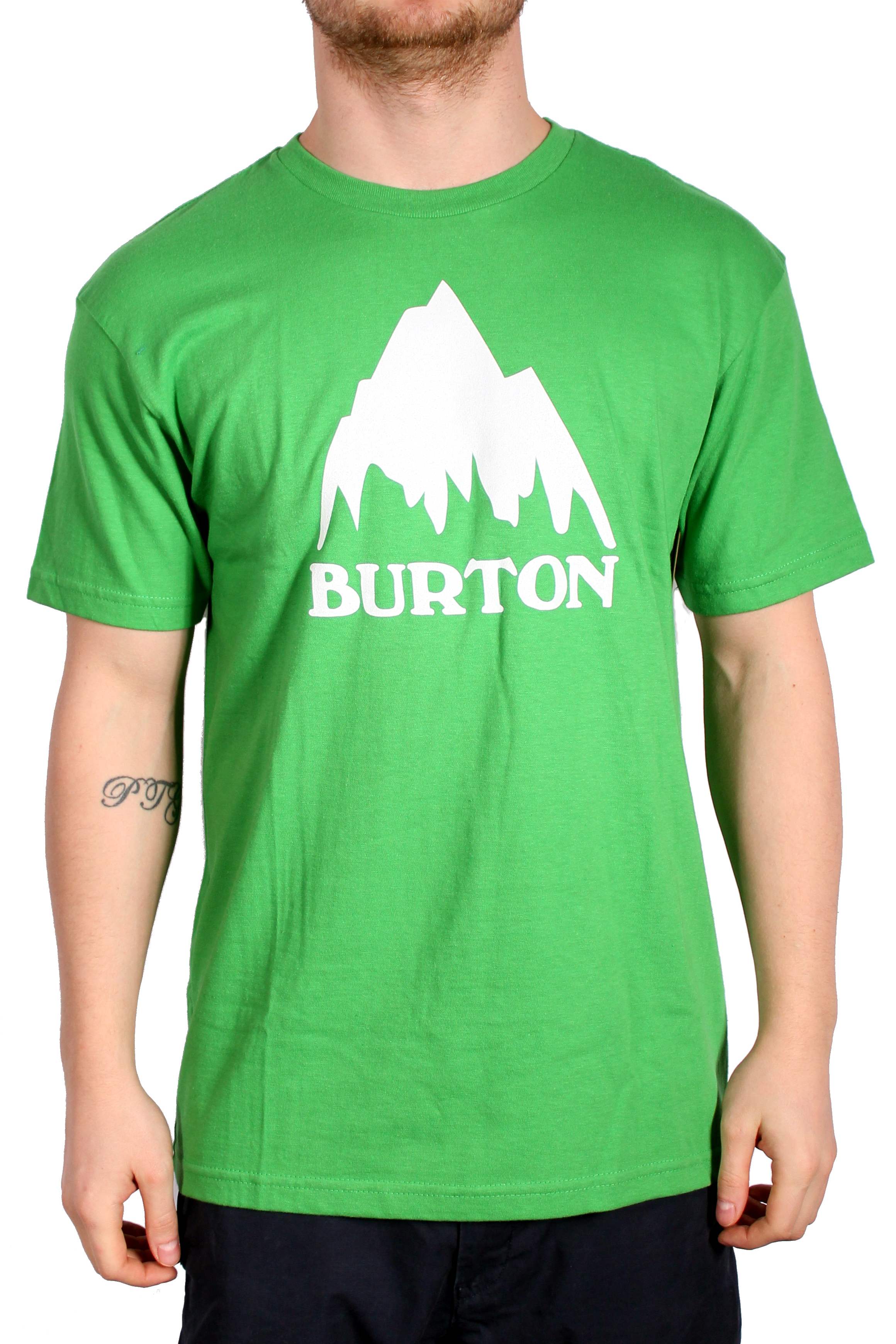 Koszulka Burton Mountain Logo (Acres)