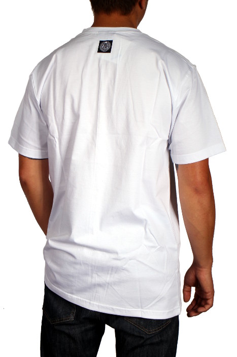 Koszulka Massdnm Bandana (White)