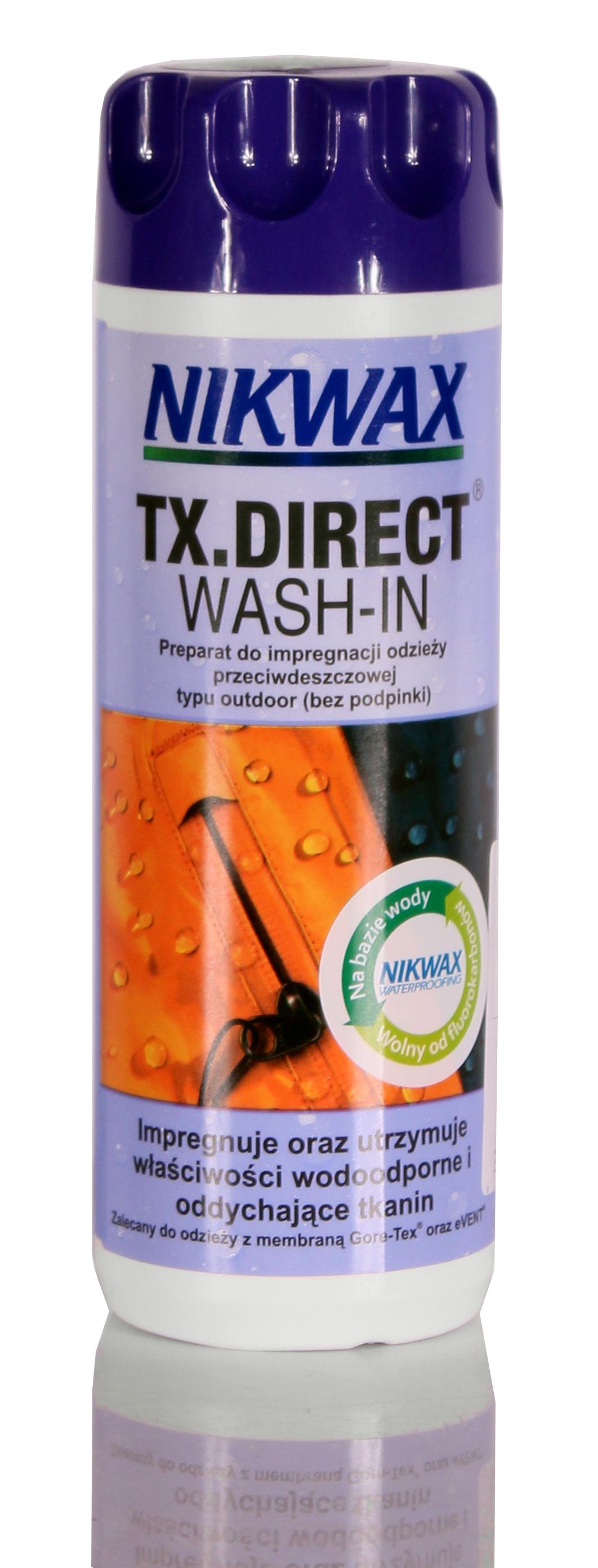 Impregnat Do Odzieży Wodoodpornej Nikwax (Tx.direct Wash-in)