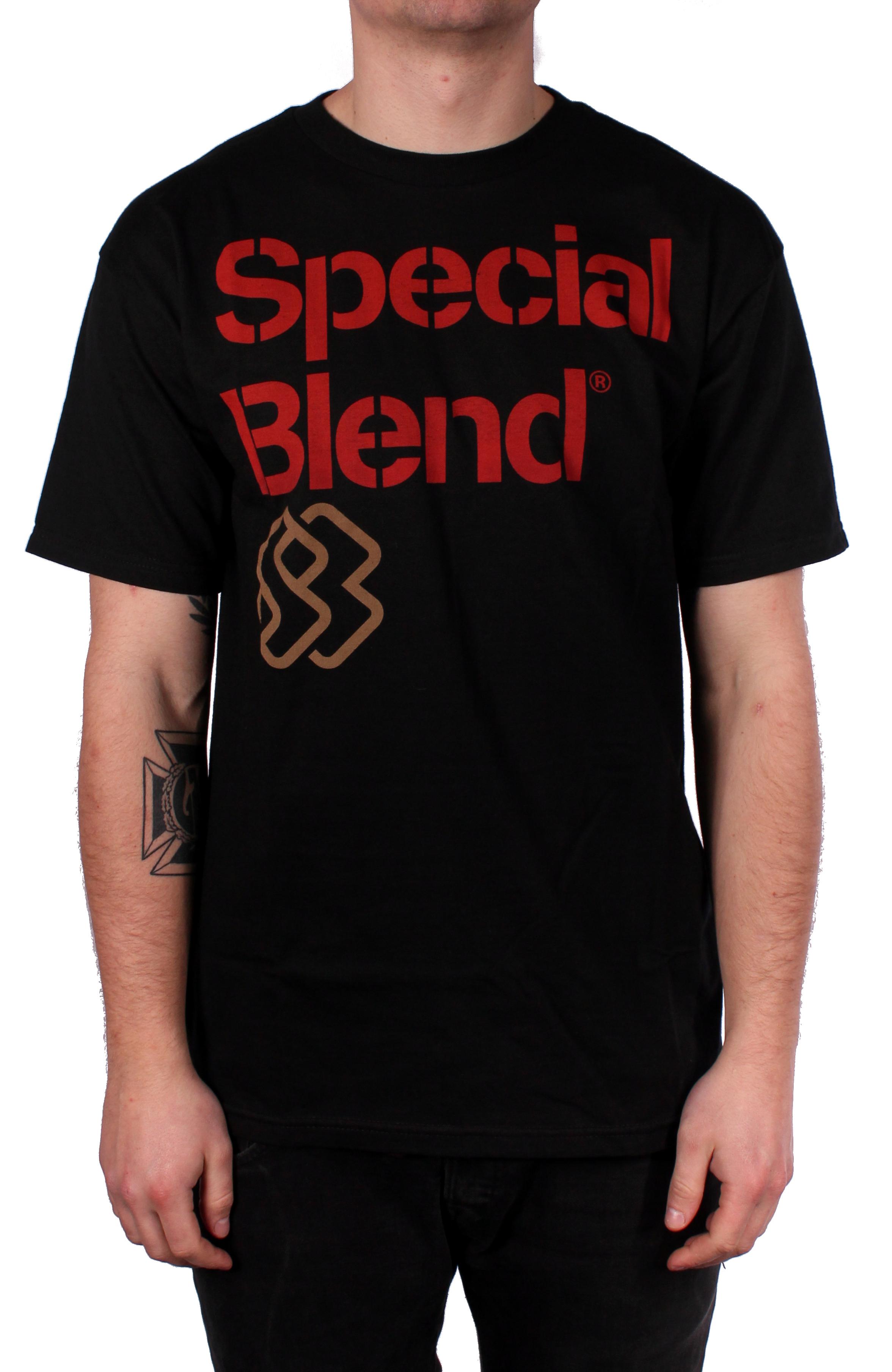 Koszulka Special Blend Stencil (Blackout)
