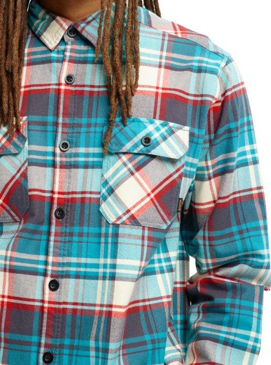 Koszula Burton Brighton (Tahoe Stump Plaid) W19