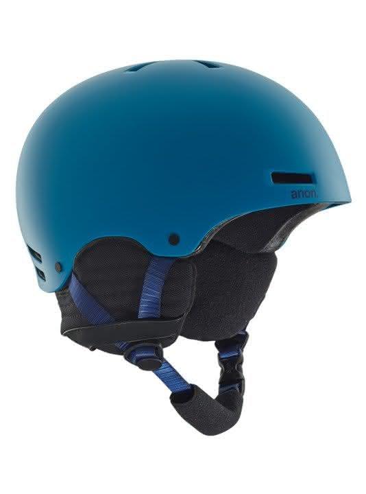 Kask Snowboardowy Anon Raider (Blue) W19