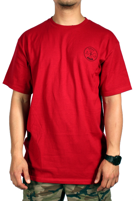 Koszulka Analog Quiver (Cardinal)
