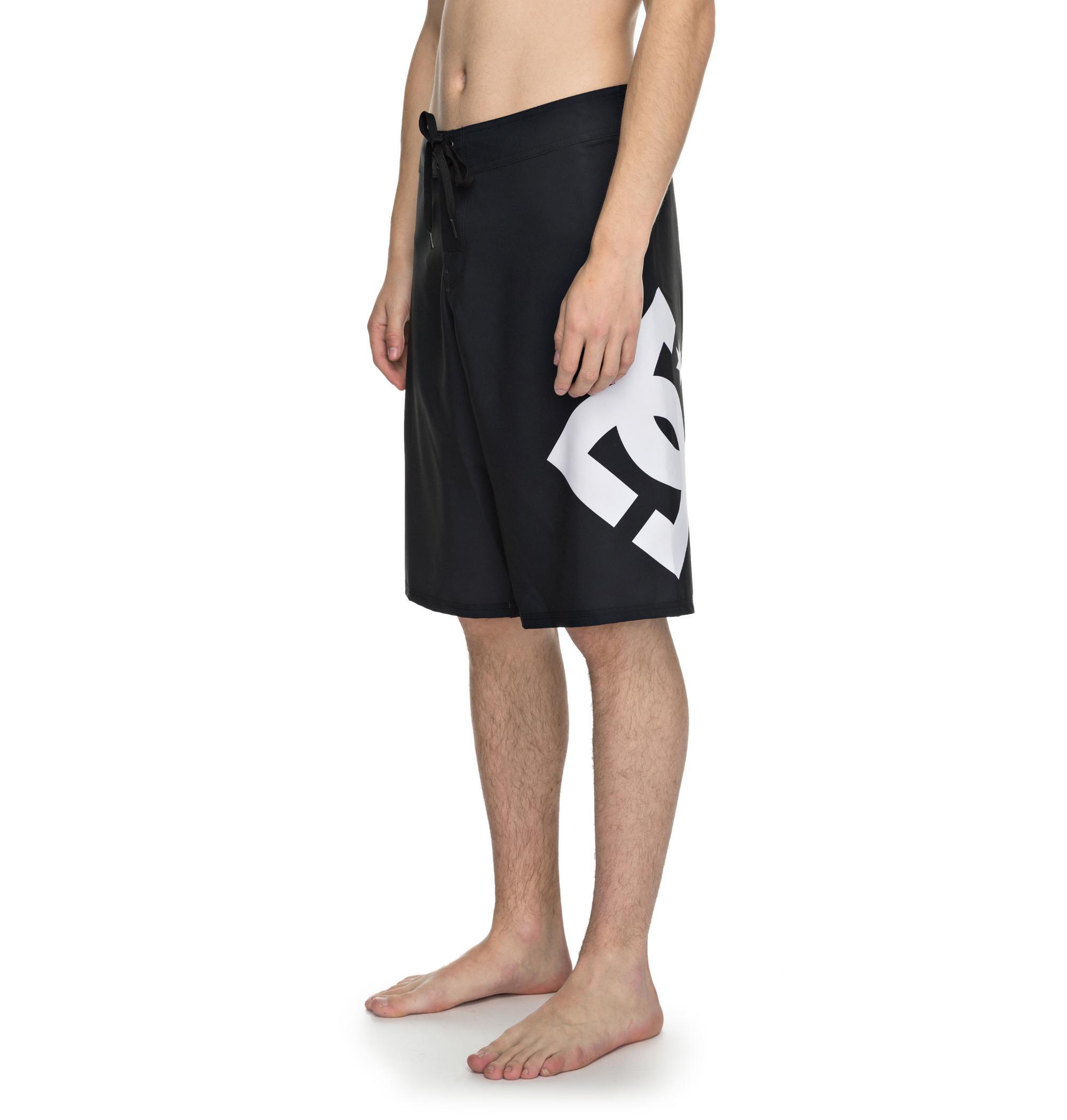 Boardshorty Dc Lanai 22 (Black) Ss18