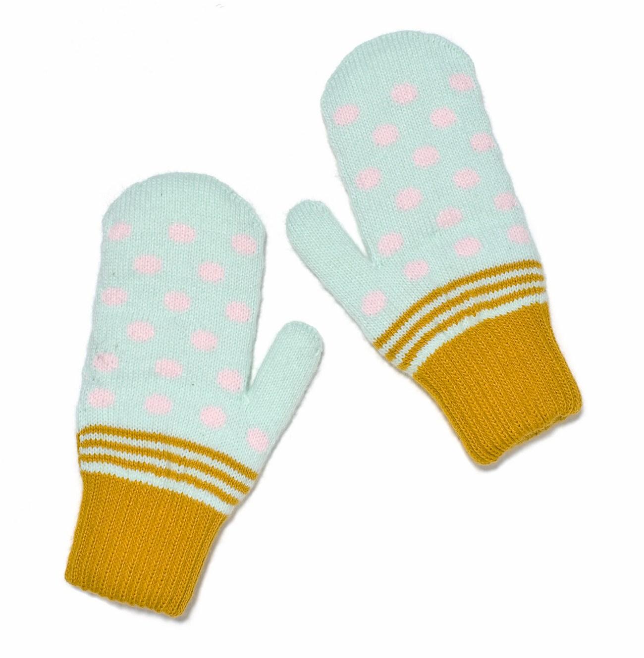 Rękawiczki Damskie Femi Abadi (Mint)