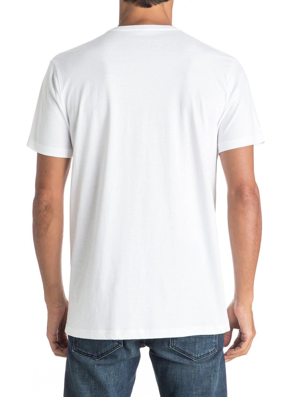 Koszulka Quiksilver Blazed (White) Ss17