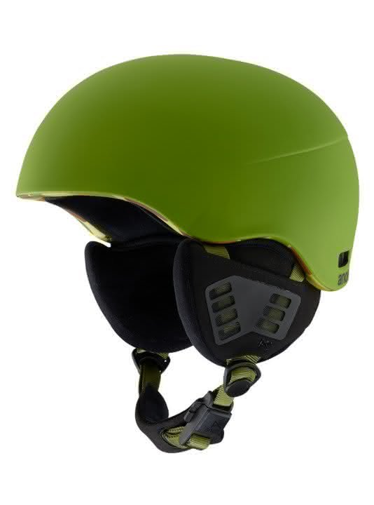 Kask Snowboardowy Anon Helo 2.0 (Green) W19