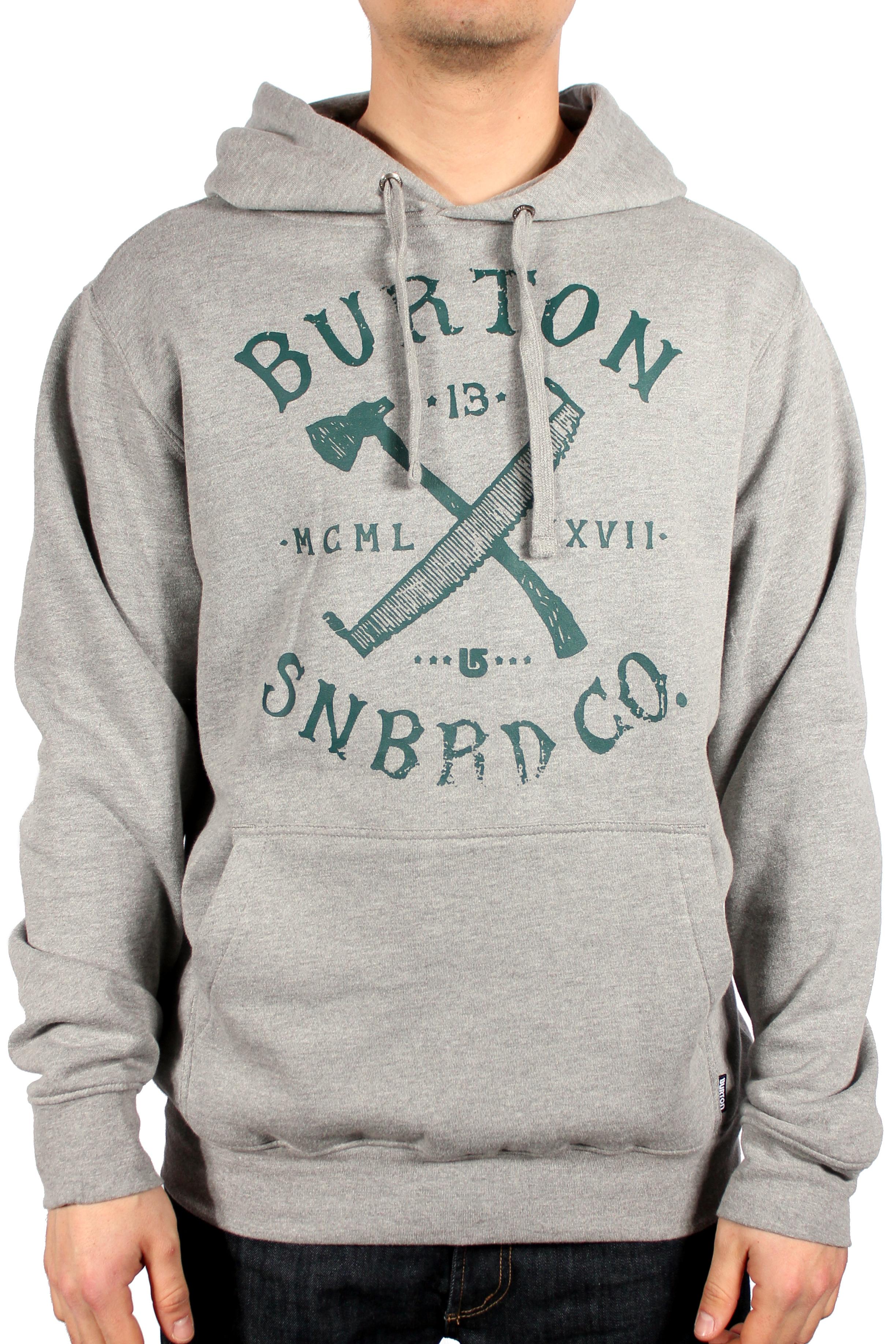 Bluza Burton Logger (Heather Grey)