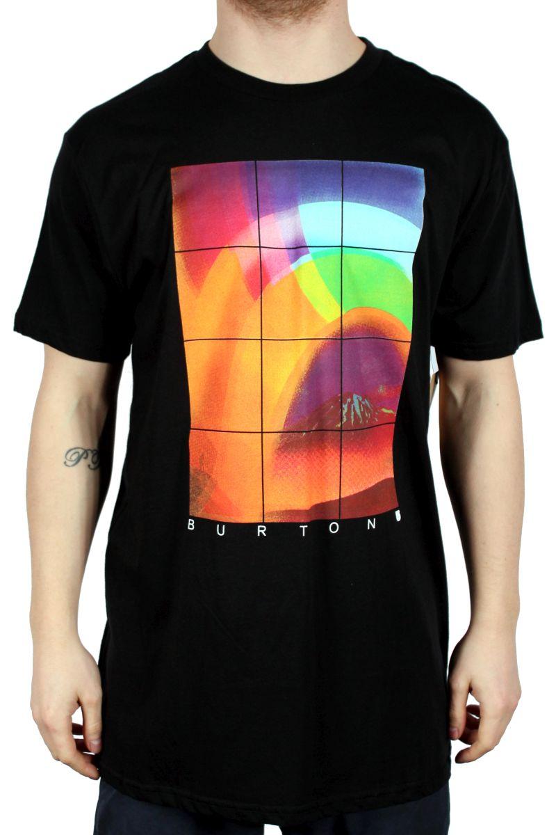 Koszulka Burton Prim Slim (True Black)