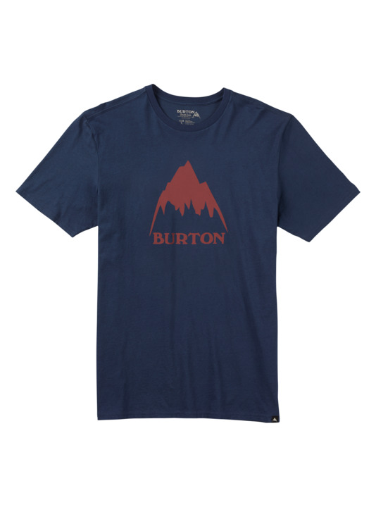 Koszulka Burton Classic Mountain High (Indigo) W18