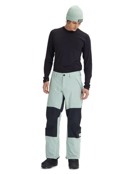 Spodnie Snowboardowe Analog Cinderblade (Aqua Gray / True Black ) W19