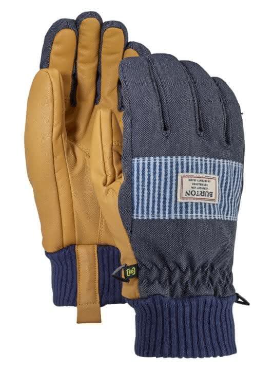 Rękawice Snowboardowe Burton Dam Glove (Denim / Open Road Stripe) W19
