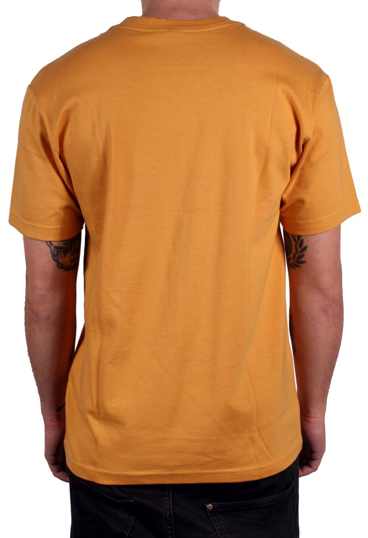 Koszulka Burton Caveat (Saffron)
