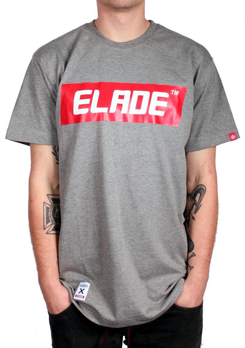 Koszulka Elade Name (Grey)