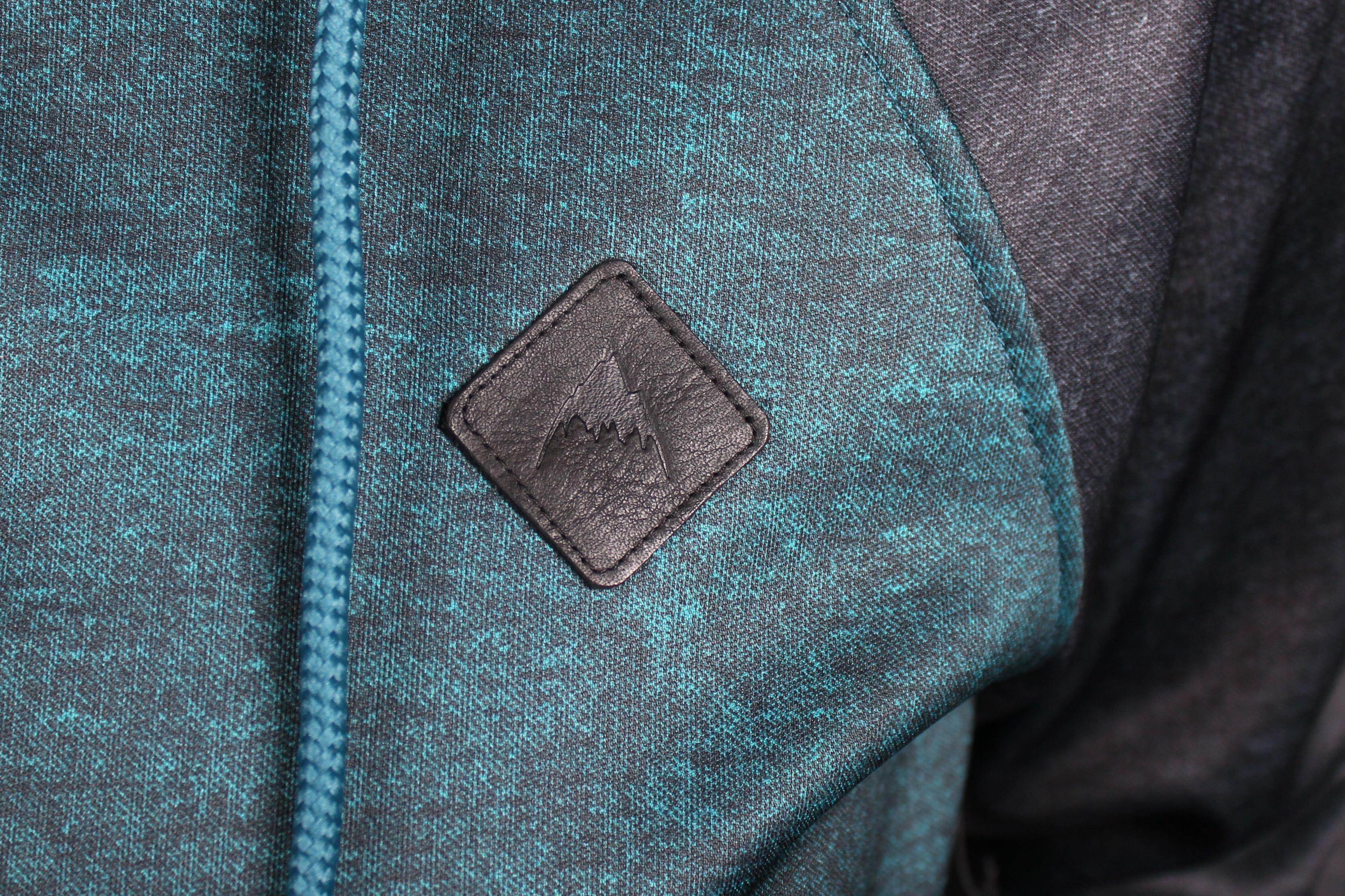 Bluza Burton Heron Pullover (Cerulean Heather)
