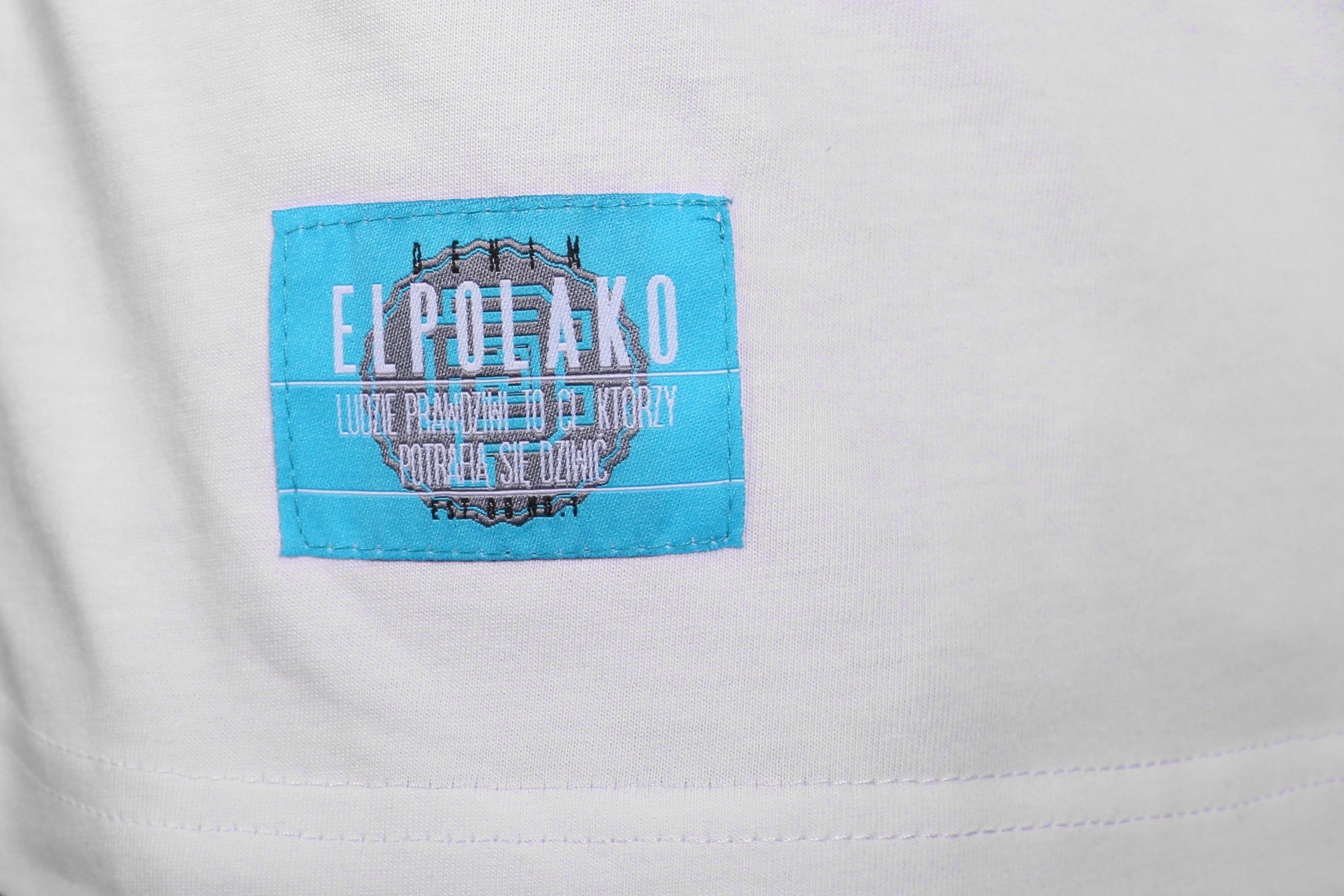 Koszulka El Polako No More (White)