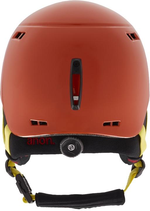 Dziecięcy Kask Snowboardowy Anon Burner Youth (Orange)