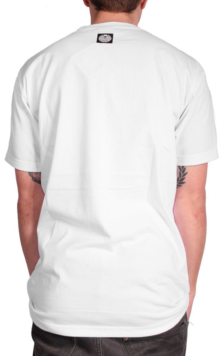 Koszulka Massdnm Vandals (White)