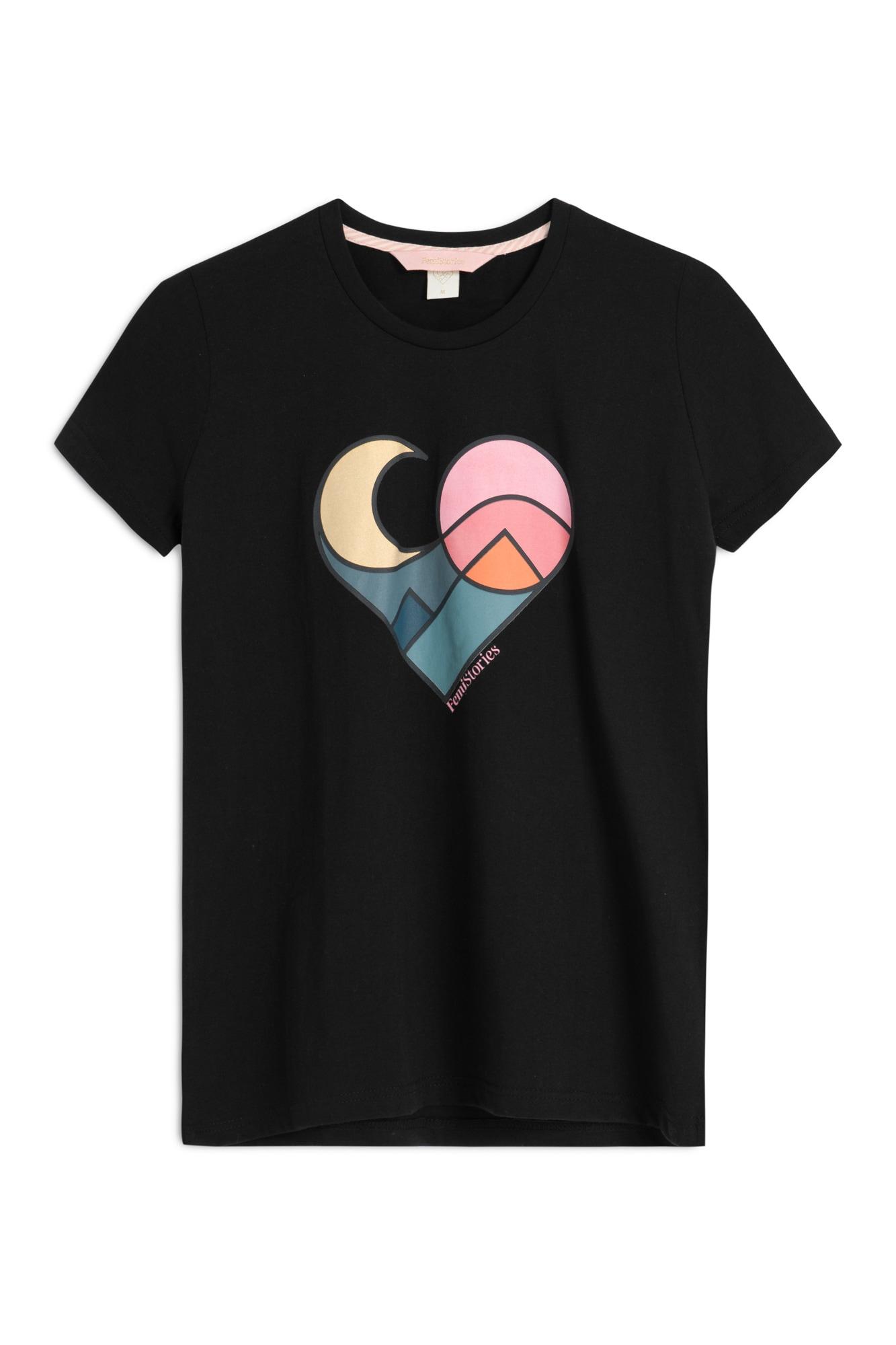 Koszulka Damska Femi Darna A (Black) Ss18