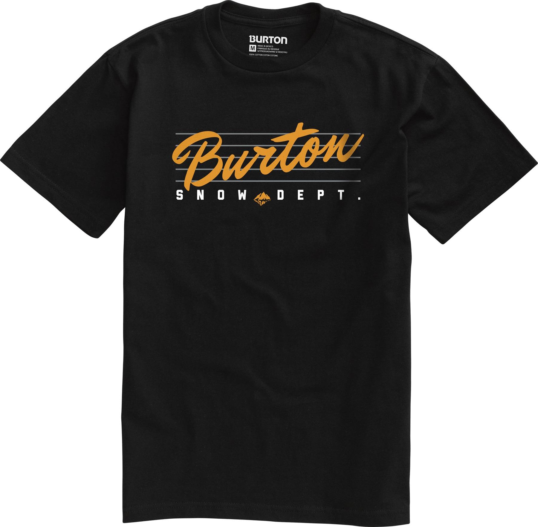 Koszulka Burton Classic (True Black)