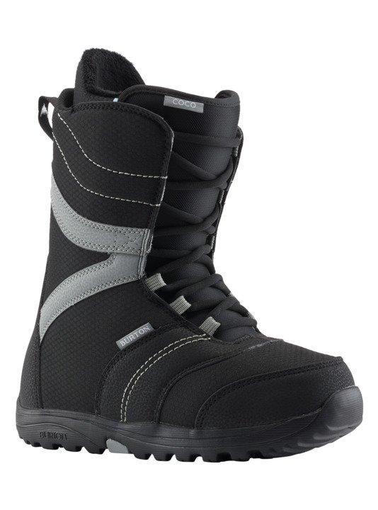 Buty Snowboardowe Burton Coco (Black) W19