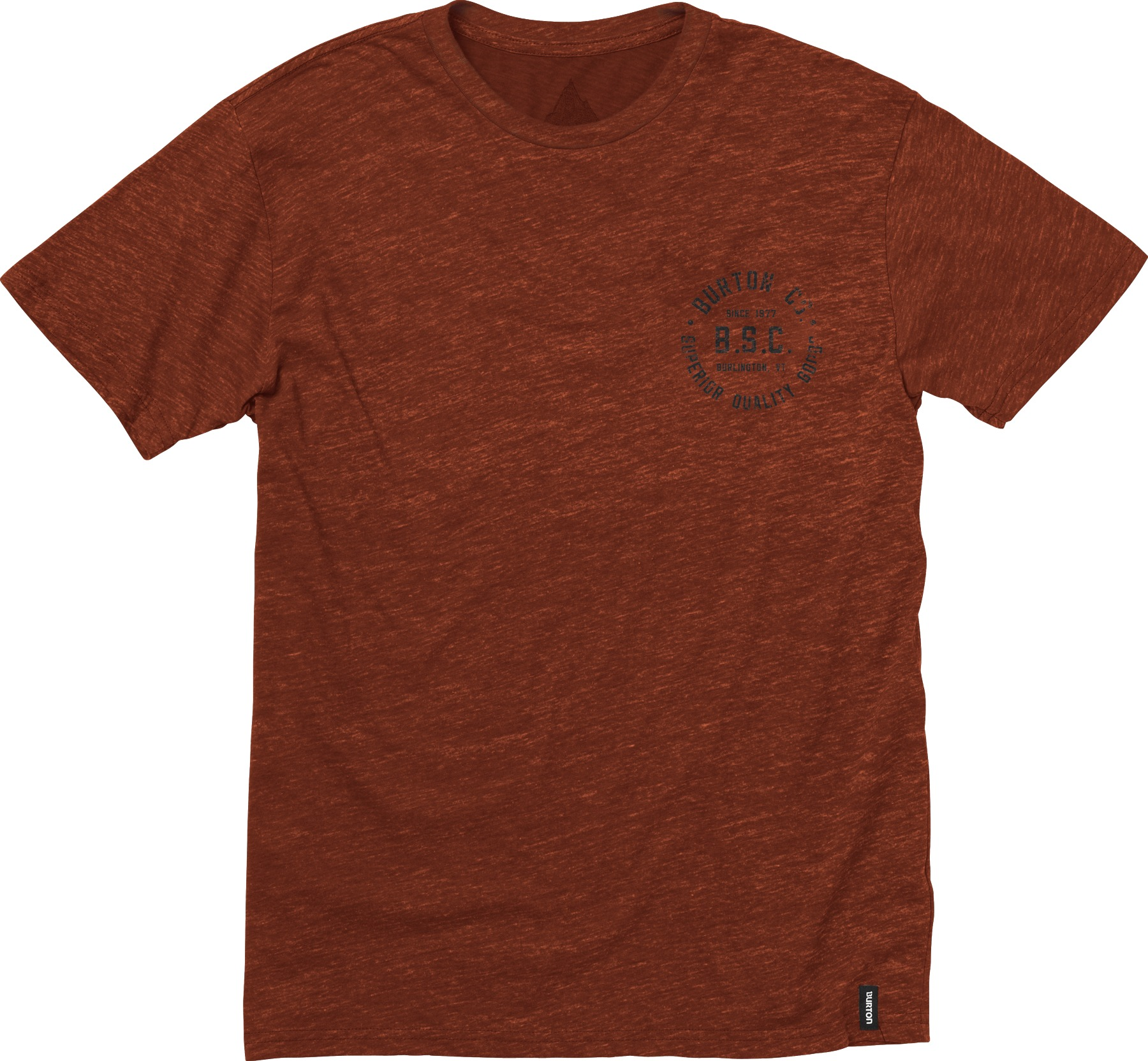 Koszulka Burton B.s.c Tri Htr (Heather Rustbucket)