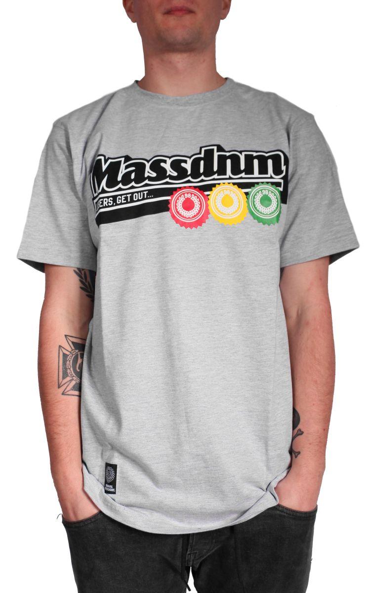 Koszulka Massdnm Fiesta (Grey)