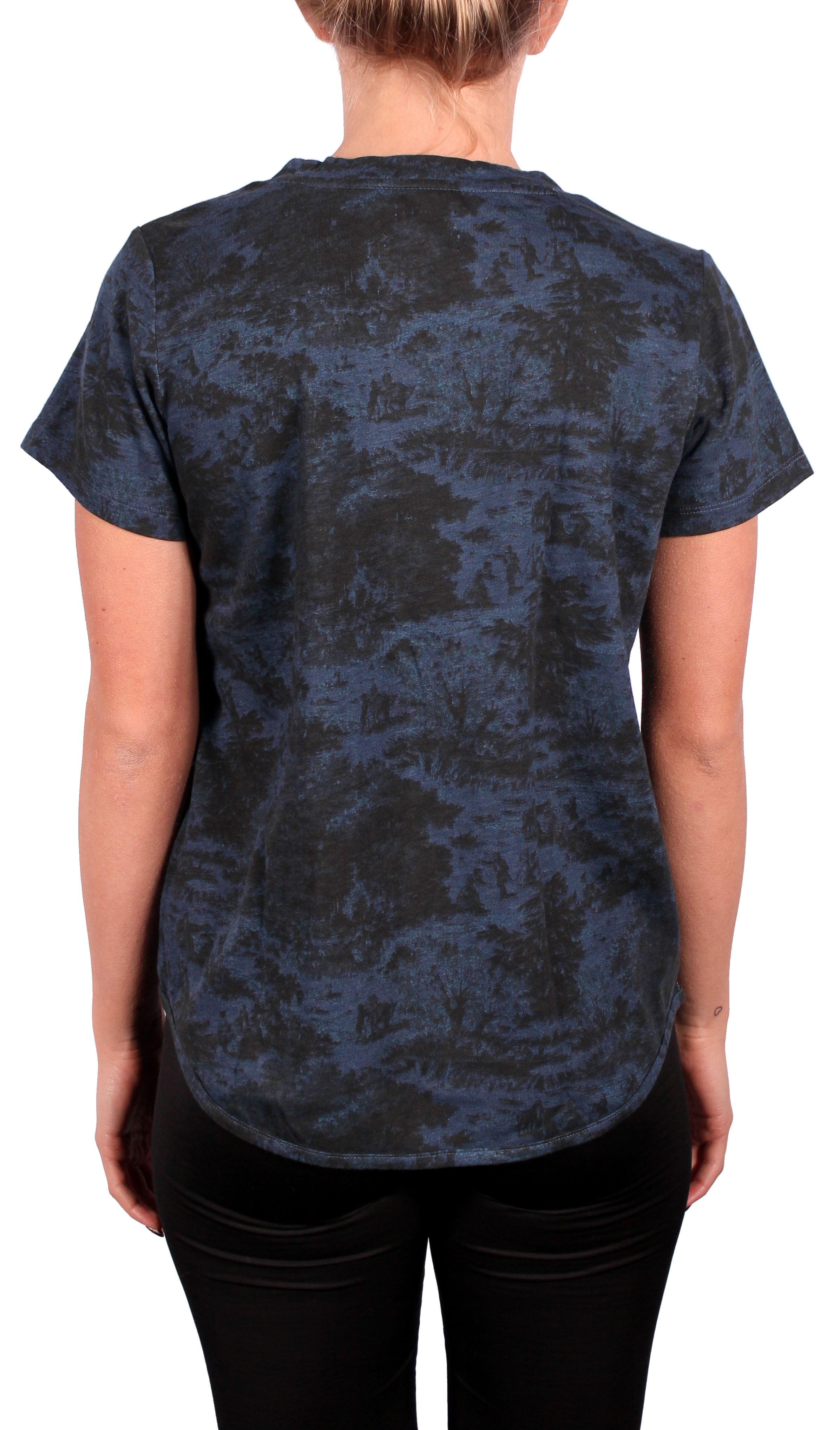 Koszulka Damska Burton Stke Tee (Eclipse Forest)